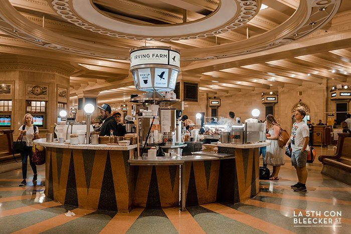 food court grand central