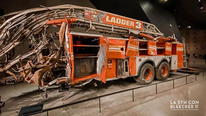 museo 11S camion bomberos