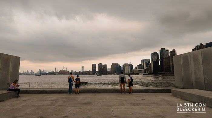Franklin D. Roosevelt Four Freedoms Park vistas